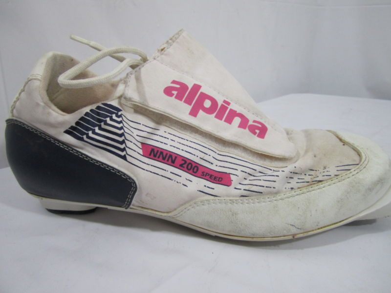 VTG Alpina NNN 200 Speed Cross Country Ski Boots Sz 43
